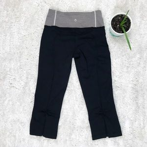 Lululemon Cropped Leggings Pants Size 4